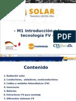 M1 Solar Training - Introducción FV
