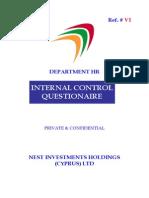 88783733 Questionnaire Traduit Audit R H