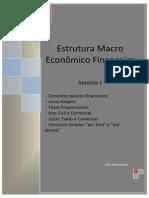 Apositla 1 - Introdução Conceitos Financeiros e Juros Simples