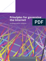 Principles for Governing the Internet