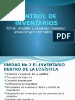 Logistica y Control de Inventarios NIIF