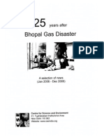 Bhopal Gas Disaster - 25 Years After