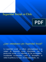 Unidad I. Seguridad Social en Chile