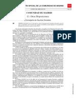 BOCM-20150406-28 Ayudas Económicas Acogimiento