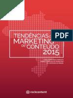 Tendencias Marketing de Conteúdo RocketContent 2015