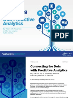 Special Report Connecting the Dots With Predictive Analytics