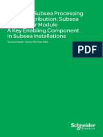 998 4670 Impact of Subsea Processing Power Distribution