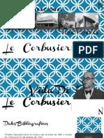 Le Corbusier vida y obras