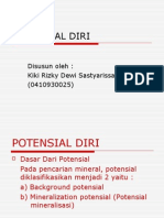 POTENSIAL DIRI