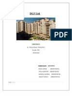Economics Project DLF
