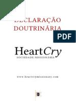 DeclaraC_CeoDoutrinCariadaSociedadeMissionCariaHeartCry
