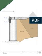 Sección Tipo Muelle Principal