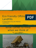 Offshore Landfills