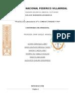 Informe Conductividad y Ph