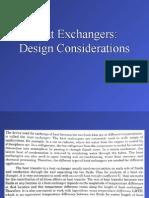 OAU Heat Transfer Lecture 4 Heat Exchangers 1