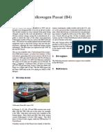 Volkswagen Passat (B4)