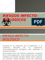 RIESGOS INFECTO-BIOLOGICOS