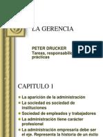Clase - La Gerencia Cap. 1-10