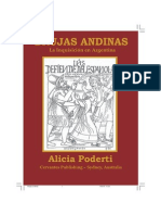 98299666 BRUJAS ANDINAS La Inquisicion en Argentina Por Alicia Poderti