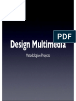 Design Multimedia Metodologia