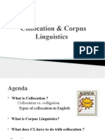 Collocation and Corpus Linguistics