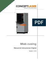 SPA Mlab Manual Instrucciones
