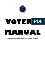 Voters' Manual