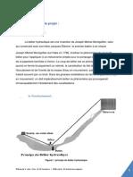 PFE bélier hydraulique
