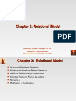 DBMS Relational Model