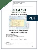 PROYECTO DE AGUA POTABLE Machareti 2013.docx