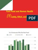 Fast Food Nation Presentation