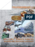 Hellenic Armed Forces Training and Education