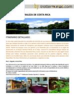 Hermosa Naturaleza de Costa Rica