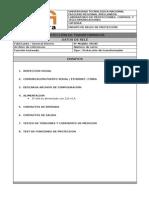 6 - Protocolo de Ensayos SR345