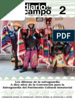 La UNESCO, El Patrimonio Cultural Inmaterial y Las Tradiciones Musicales en MX (2014)(1)