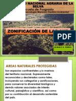 Clase 2 Zonificación de Las Anp