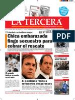 Diario La Tercera 22.09.2015