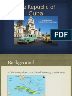 Cuba MGW Lecture.ppt