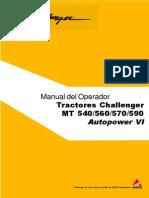 CH Serie 500 Mercosur Parte1