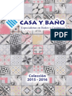 Catalogo General Casa y Bano 2015 2016