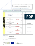 Fichas de Validação Stc7 Tar