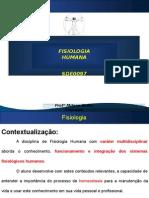 (612598327) Aula I Fisiologia - Plano de Ensino e Homeostase