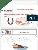 Filosofia de La Universidad