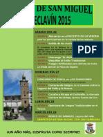 Cartel Feria de Ceclavín 2015