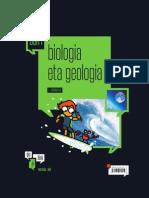 libro de biologia y geologia 1 DBH