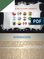 Historia de La Copa América