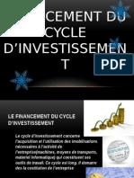 Financement Du Cycle d'Investissement