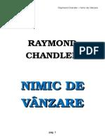Raymond Chandler-Nimic de Vinzare Doc