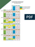 Calendari Tots Els Cursos