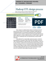 Design advantages of Hadoop ETL offload with the Intel processor-powered Dell | Cloudera | Syncsort solution
